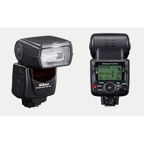 Flash Nikon Sb-700 Sb700 Speedlight Original Novo