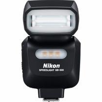 Flash Nikon Sb500 Sb-500 Speedlight +nfe Garantia Novo