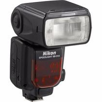 Flash Nikon Speedlight Sb-910 Novo Em Curitiba Sb910