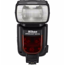Flash Nikon Speedlight Sb-910 Sb910 Original Frete Gratis