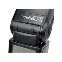 Flash Yongnuo Yn560ii Yn-560 Ii Nikon Canon