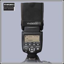 Flash Yongnuo Yn565ex Ii Ttl Gn58 Equiv. Canon Speedlite 580