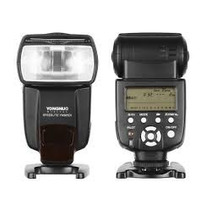 Flash Yongnuo 565ex Ii Ettl Speedlite Para Canon Ou Nikon