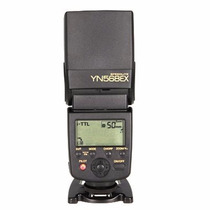 Flash Yongnuo Yn-568ex Ttl Nikon D7000 D7100 D5000 Novo