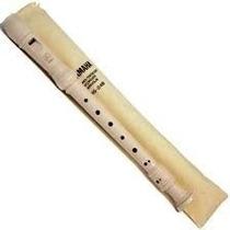 Flauta Doce Soprano Yamaha Barroca Original Com Capa