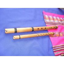 Flauta Quena De Bambu