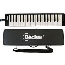 Escaleta Melodica Becker 37 Teclas Preta