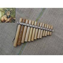 Flauta Pan - G