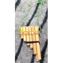 Flauta Pan Peruana Dupla 13 Notas