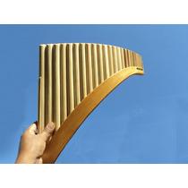 Flauta De Pan + Manual Basico +cd Audio