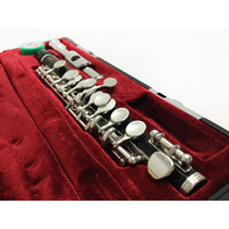 Flautim Piccolo Yamaha Made In Japan Ypc-32 Semiprofissional