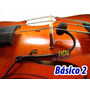 Microfone Violino Ou Viola Mvn-22 Controle De Volume Básico