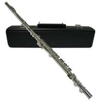 Ritmus ! Harmony Flauta Transversal Em Do Cromada Promoção