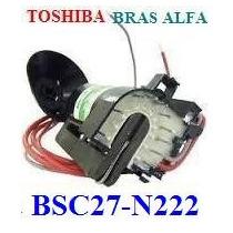 Bsc27-n2222 - Bsc27n2222 - Fly Back Toshiba - Bras Alfa !!