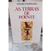 Livro As Terras De Poente William S.burroughs
