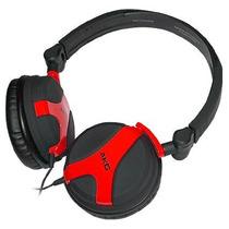 Fone De Ouvido / Headphone Akg K518 Le Vermelho Retire Sp