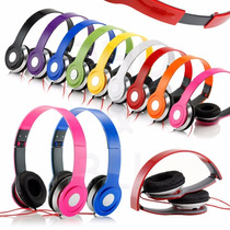 10 Fone Ouvido Headphone Tipo Beats Kit Atacado Frete Grátis