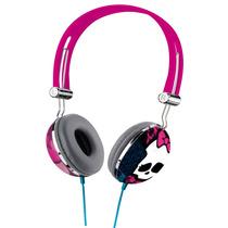 Fone Ouvido Headphone Monster High Ph099 Mania Virtual