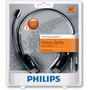 Fone Ouvido Com Microfone Philips Original Headset Skype Msn