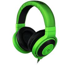 Fone Razer Kraken Green Verde Com Nf 1 Ano De Garantia