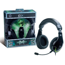 Headset Gamer Genius Hs-g600 Xbox Ps3 E Pc C/ 3m Cabo