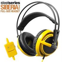 Fone Steelseries Siberia V2 - Original - Pronta Entrega