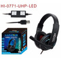 Fone Headphone Gamer Ouvido Headset Microfone Usb 5.1