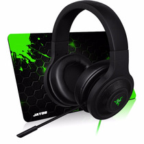 Fone Razer Kraken Usb Headset Razer Synapse 7.1 - Pc E Ps4