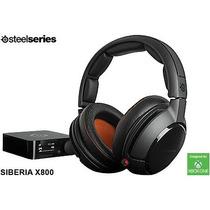 Fone De Ouvido Headset Siberia X800 Dolby 7.1 - 61300 Steel