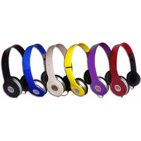 Fone Ouvido New Mix S - Headphone Stereo P2