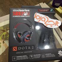 Fone De Ouvido Headset Steelseries Sibéria V2 Dota 2 Novo