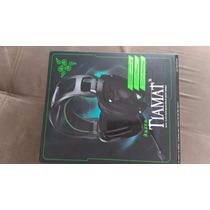 Headset Razer Tiamat 7.1