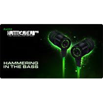 Fone Razer Hammerhead Novo Pronta Entrega