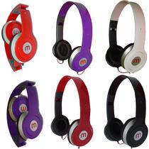 Fone De Ouvido Mex Beats Neymar Headphone Mix Style P2 Mp3