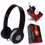 Fone De Ouvido Mex Beats Neymar Headphone Mix Style P2 Mp3