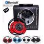 Fone Ouvido Bluetooth Mp3 Cartão Micro Rádio Fm Mini Bh-503