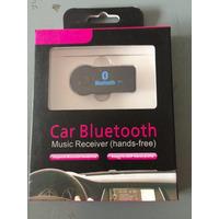 Novo Kit Viva Voz Bluetooth Veicular Carro Universal P2