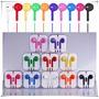 Fone De Ouvido Universal P2 Modelo Iphone Color C/microfone