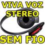 Fone De Ouvido Sem Fio Iphone Samsung Motorola Nokia Lenovo