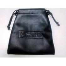 Bag Case Bolsa Fone Ouvido Koss Porta Pro Original Id1983