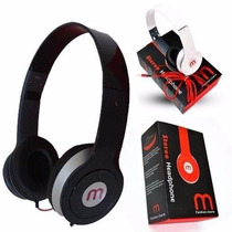 Fone De Ouvido Mex Beats Mix Style Neymar Headfone P/ Mp3 Pc