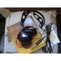 Fone De Ouvido Agena Headphone Vintage Antigo Caixa Original
