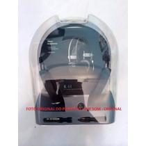 Fone De Ouvido Akg P/ Estúdio Original K44 Com Adaptador P10