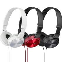 Fone De Ouvido Sony Zx310 Headphone Profissional