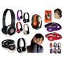 Fone Ouvido Headphone Pc Celular Mp3 Mp4 Ipod Ipad Hz 3233