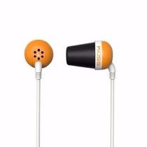 Fone De Ouvido Headphones Koss The Plug Laranja Original