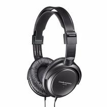 Fone De Ouvido Com Fio Audio-technica Fone Ath-m10 Novo
