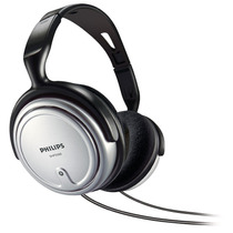 Fone De Ouvido Philips Shp2500 Pc Tv Headphone Profissional