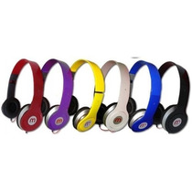 Kit 5 Uni. Fone Ouvido Mex Mix Style Headphone