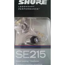 Ear Phone Shure Se215